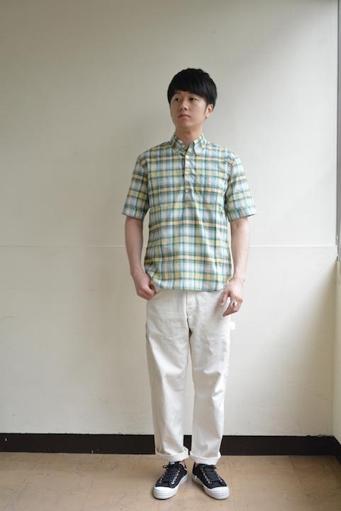 fivebro-checkssshirts-olv1