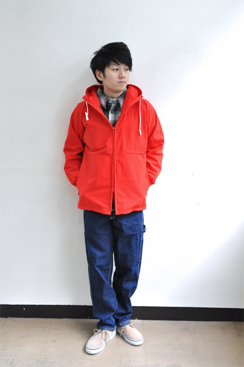 CAGOULE-red6