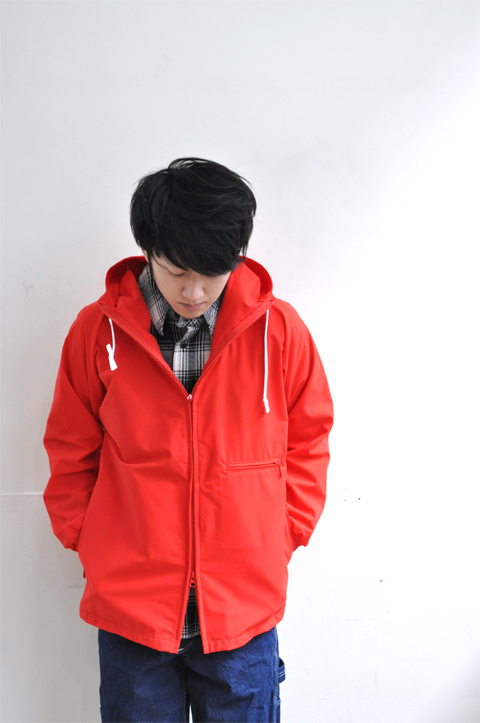 CAGOULE-red7