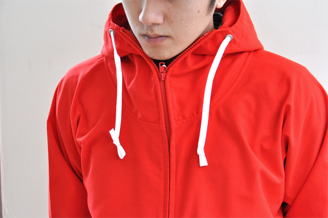 CAGOULE-red8