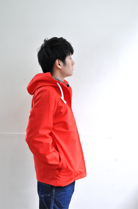 CAGOULE-red9