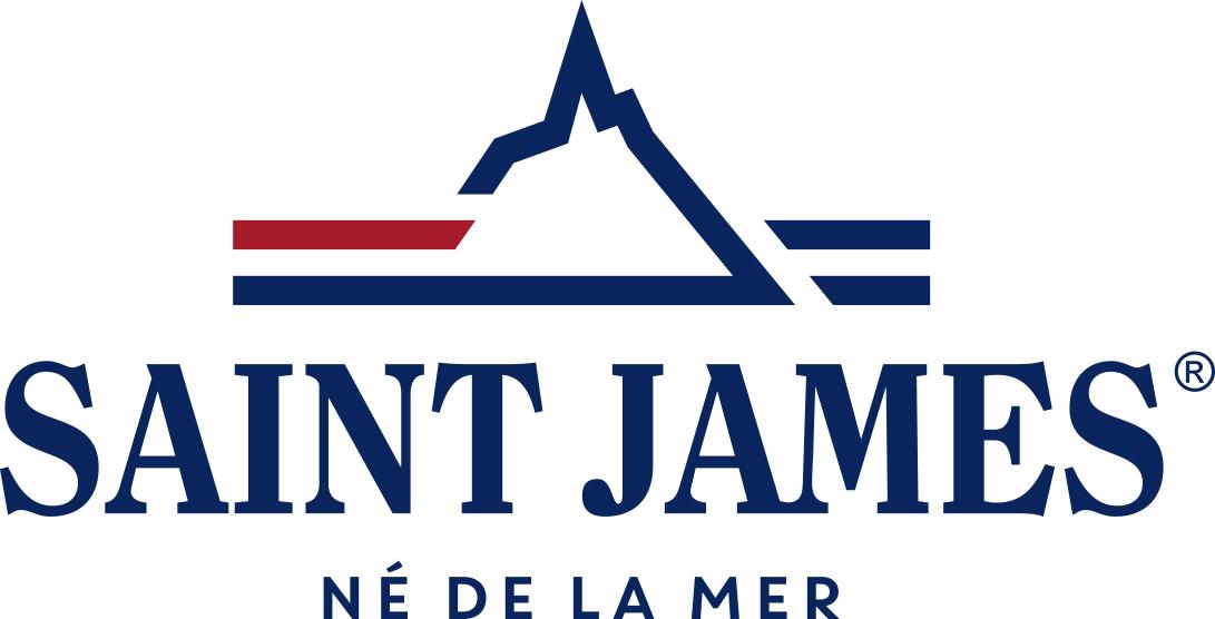 st.james(セントジェームス)のロゴ