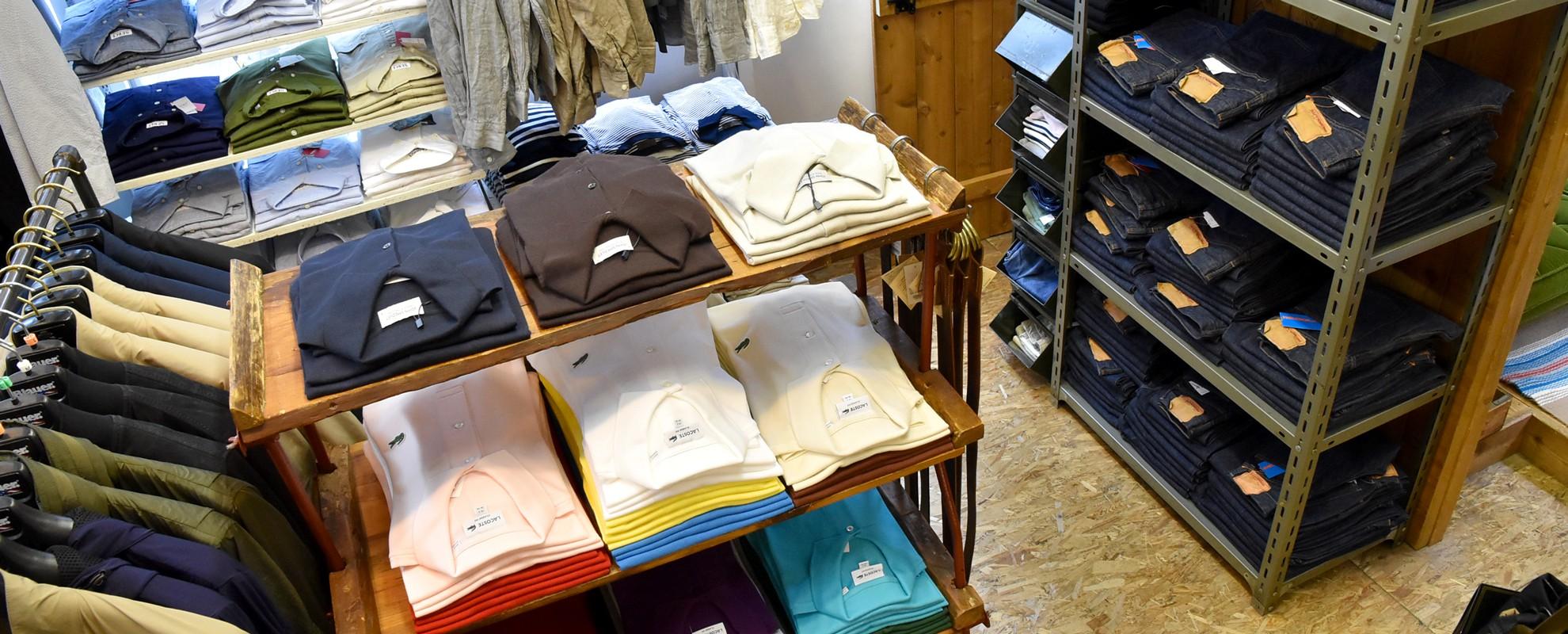 店舗の様子の写真